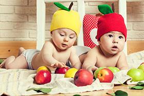 Детская фотосессия Юка и Саша