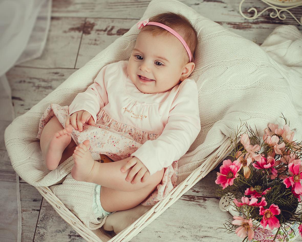 Тематические детские фотосессии