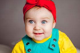 Детская фотосессия Ника
