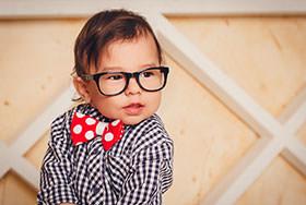 Детская фотосессия Саша