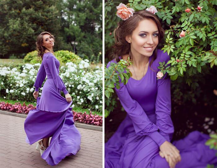 Фотосессия Марии Адоевцевой