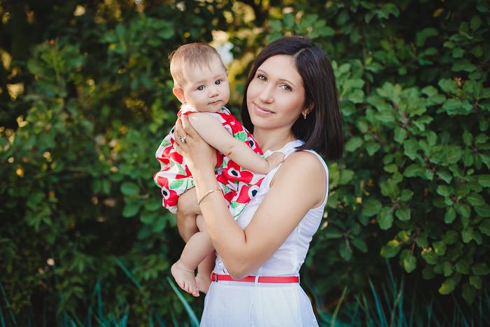 Фото мамы с ребеночком