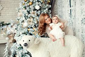 Семейная фотосессия Катя и Настя