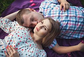 Семейная фотосессия Света и Вадим