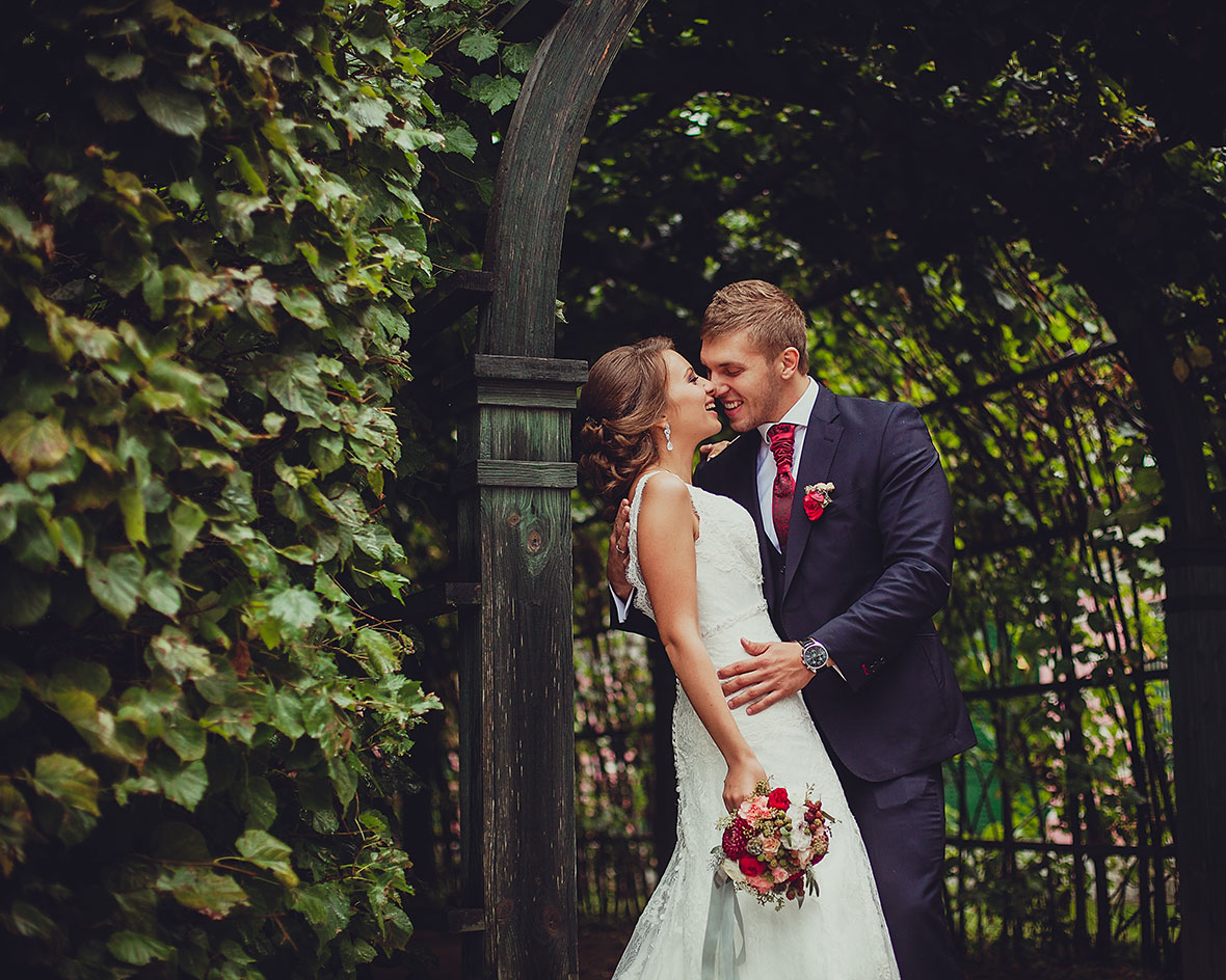 Любимое место свадебных фотографов