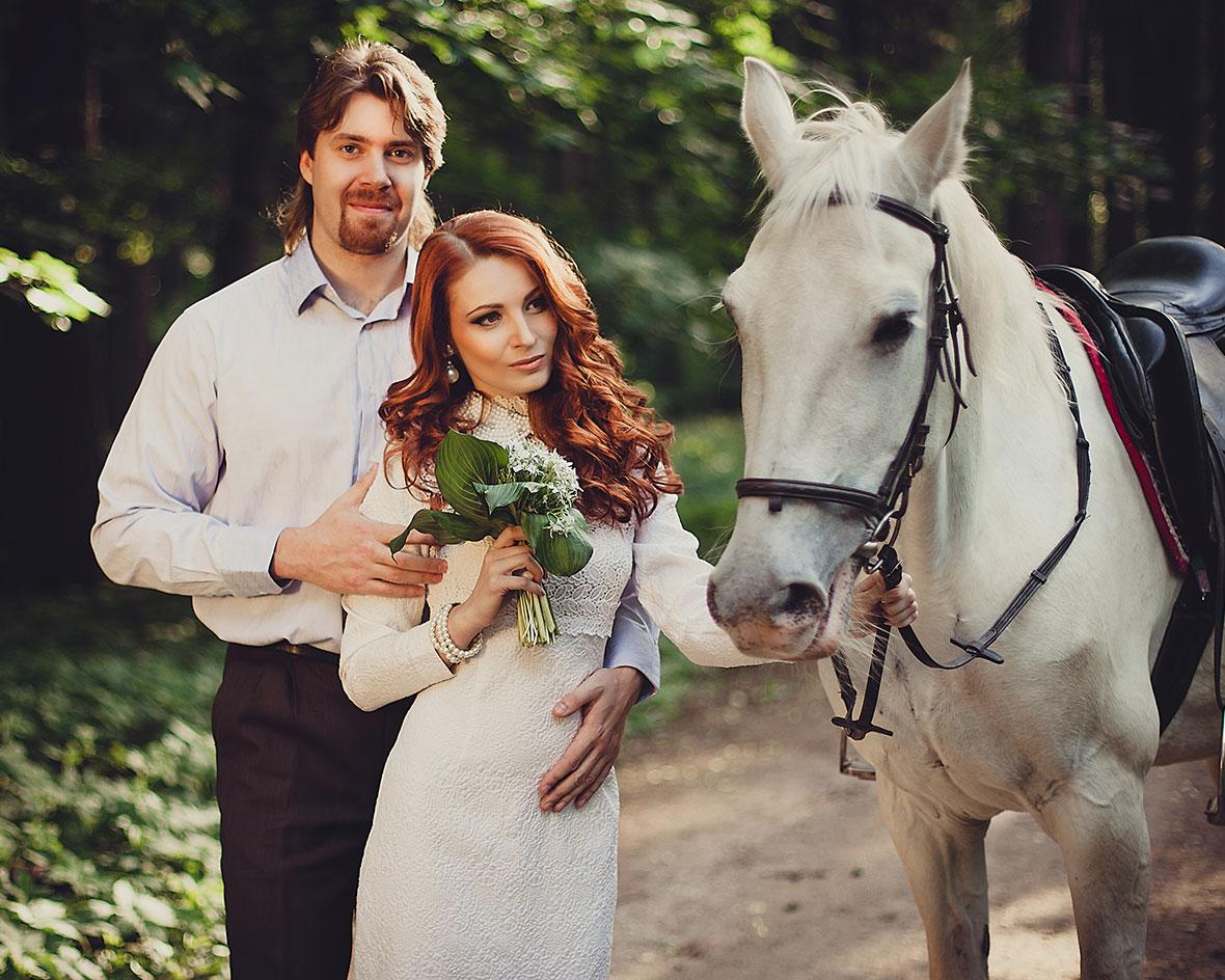 Фото фотосессия с лошадьми