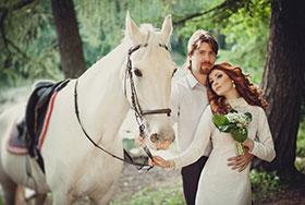 Свадебное фото Ангелина и Артем