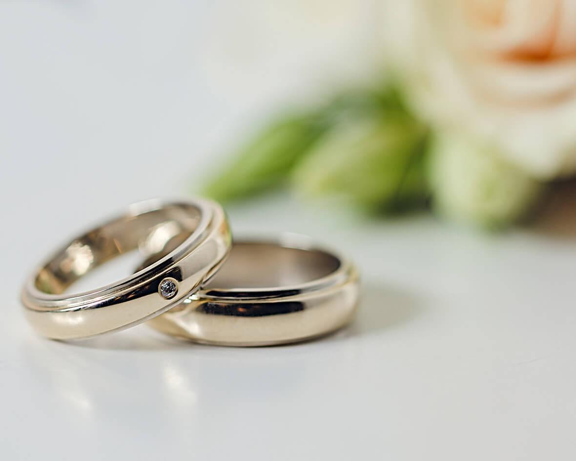 Великолепные свадебные кольца