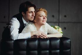 Свадебное фото Анна и Иван