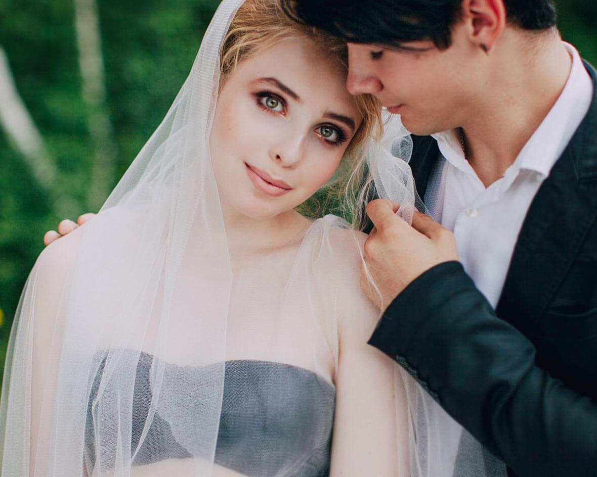 Взгляд невесты