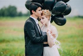 Свадебное фото Дарья и Алексей