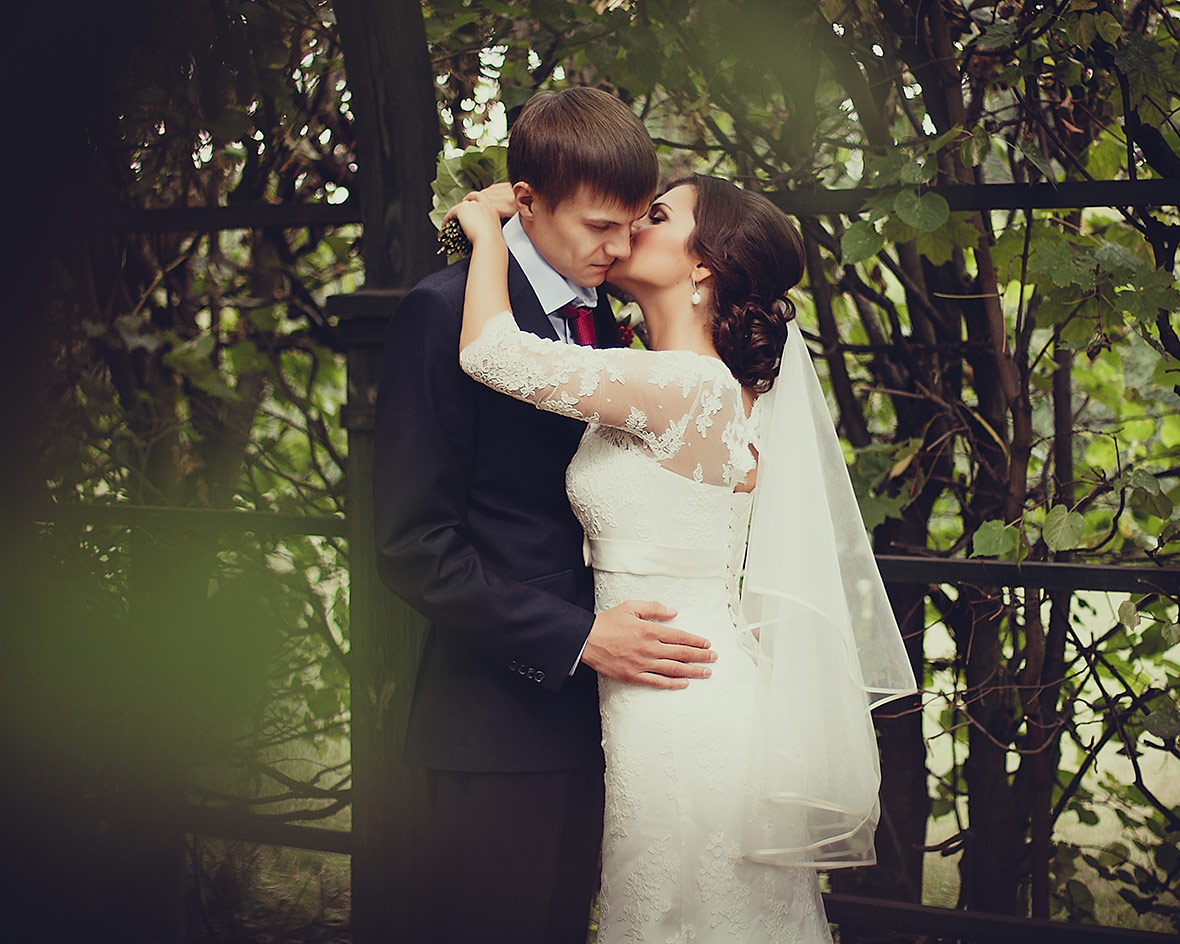 Красивые фото свадеб
