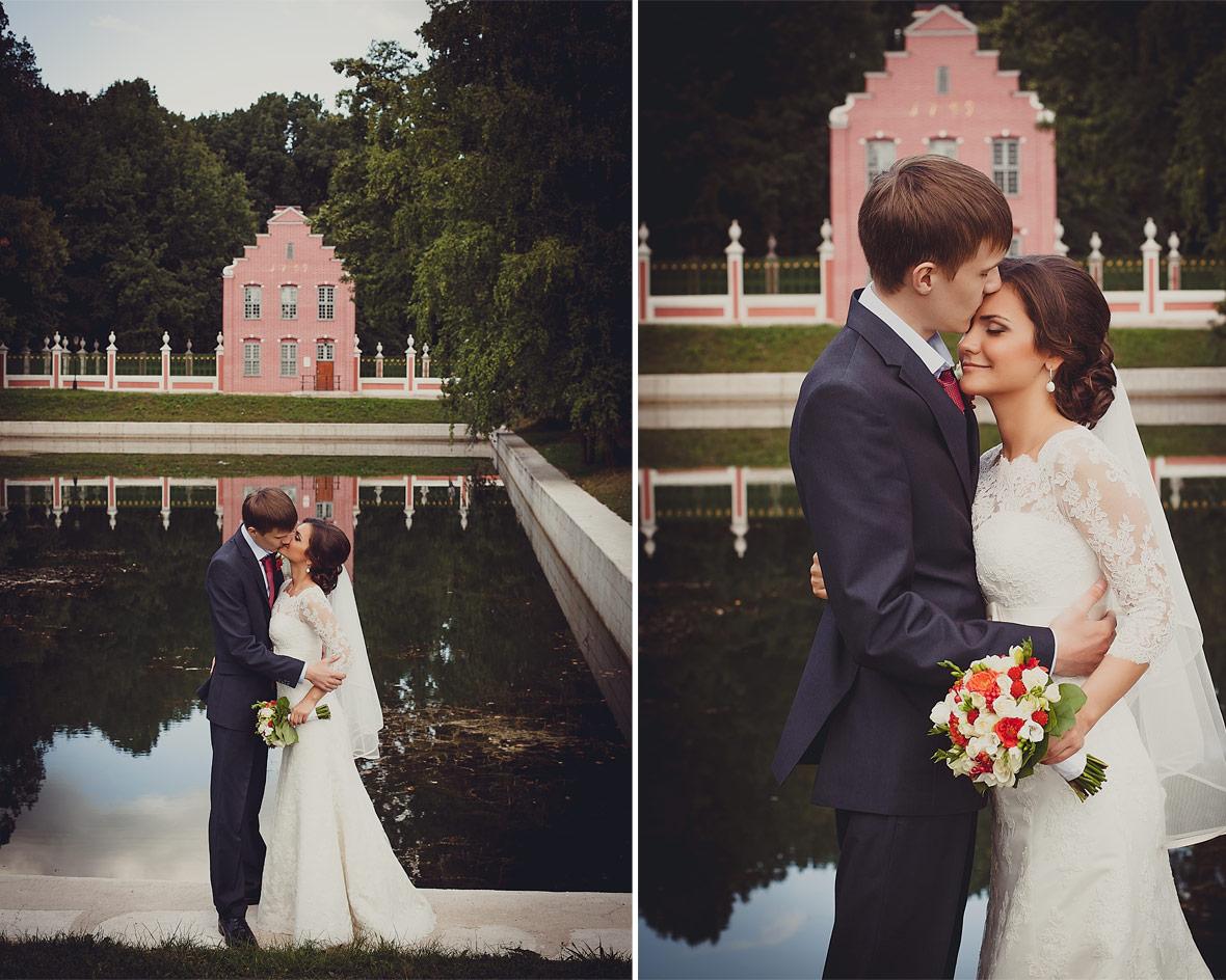 Фото шикарной свадьбы