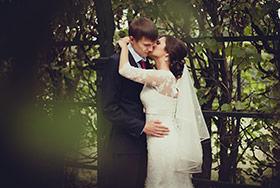 Свадебное фото Дарья и Федор