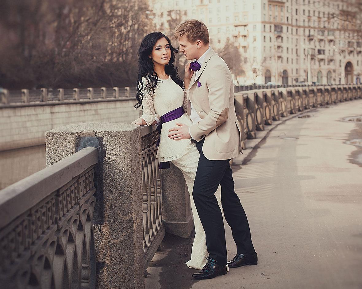 Свадебный фотограф Москвы