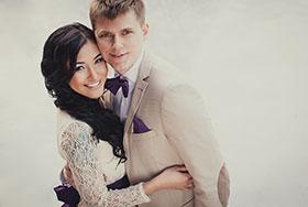 Свадебное фото Катя и Антон