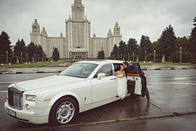 Свадебное фото Катя и Максим