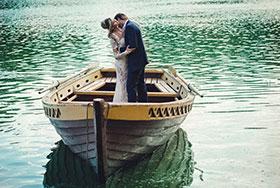Свадебное фото Ксюша и Илья