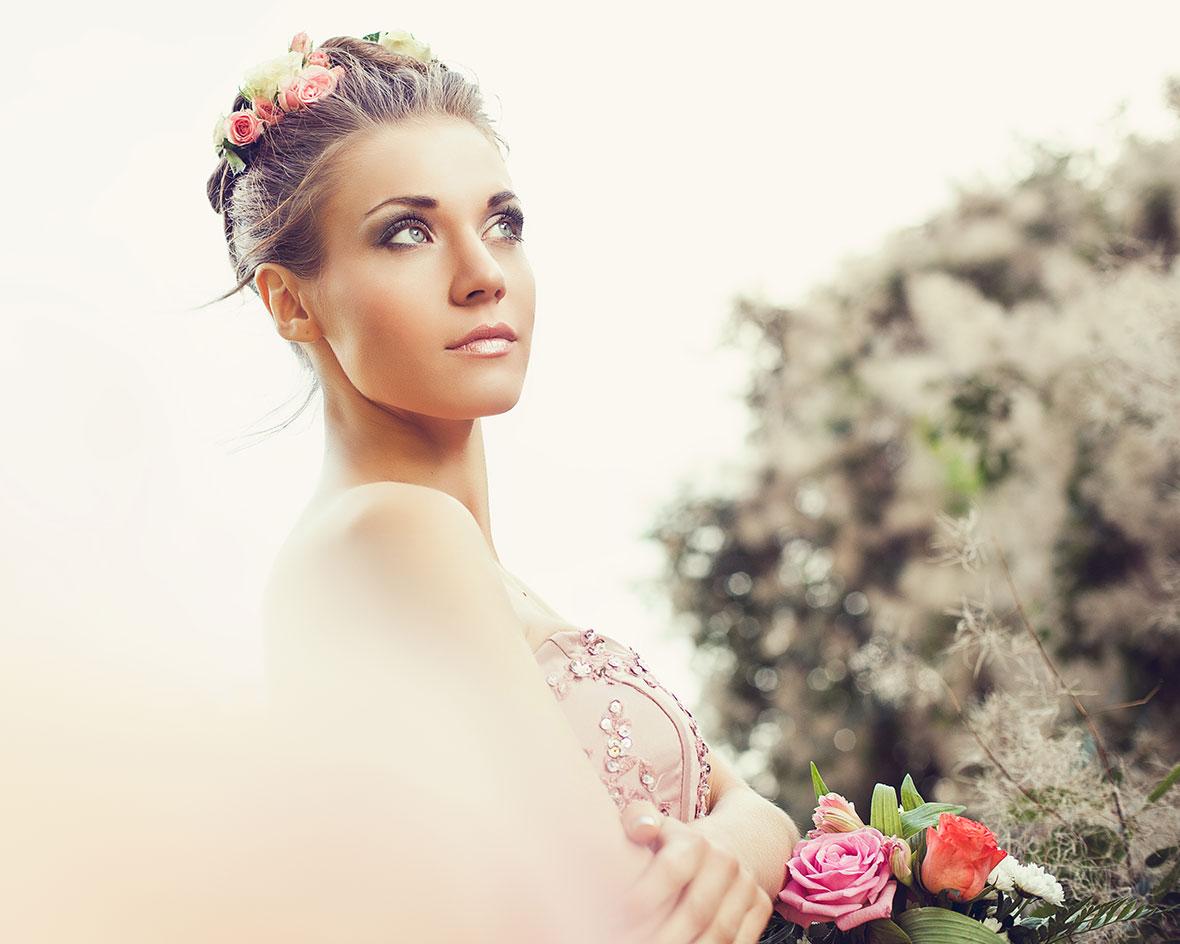 Фото свадебное невесты