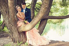 Свадебное фото Лена и Андрей
