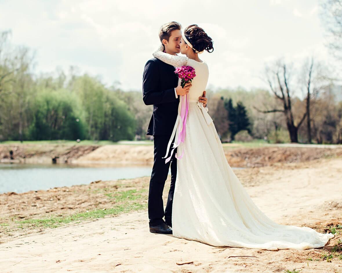 Жених и невеста на перепутье