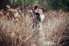 Свадебное фото Лена и Саша