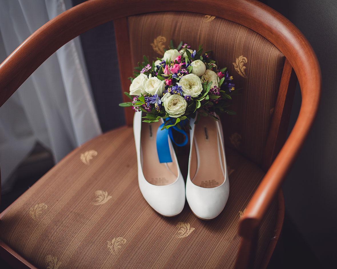 Фото букет невесты