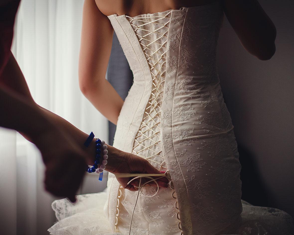 Фото платье невесты