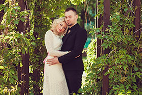 Свадебное фото Лиля и Артем