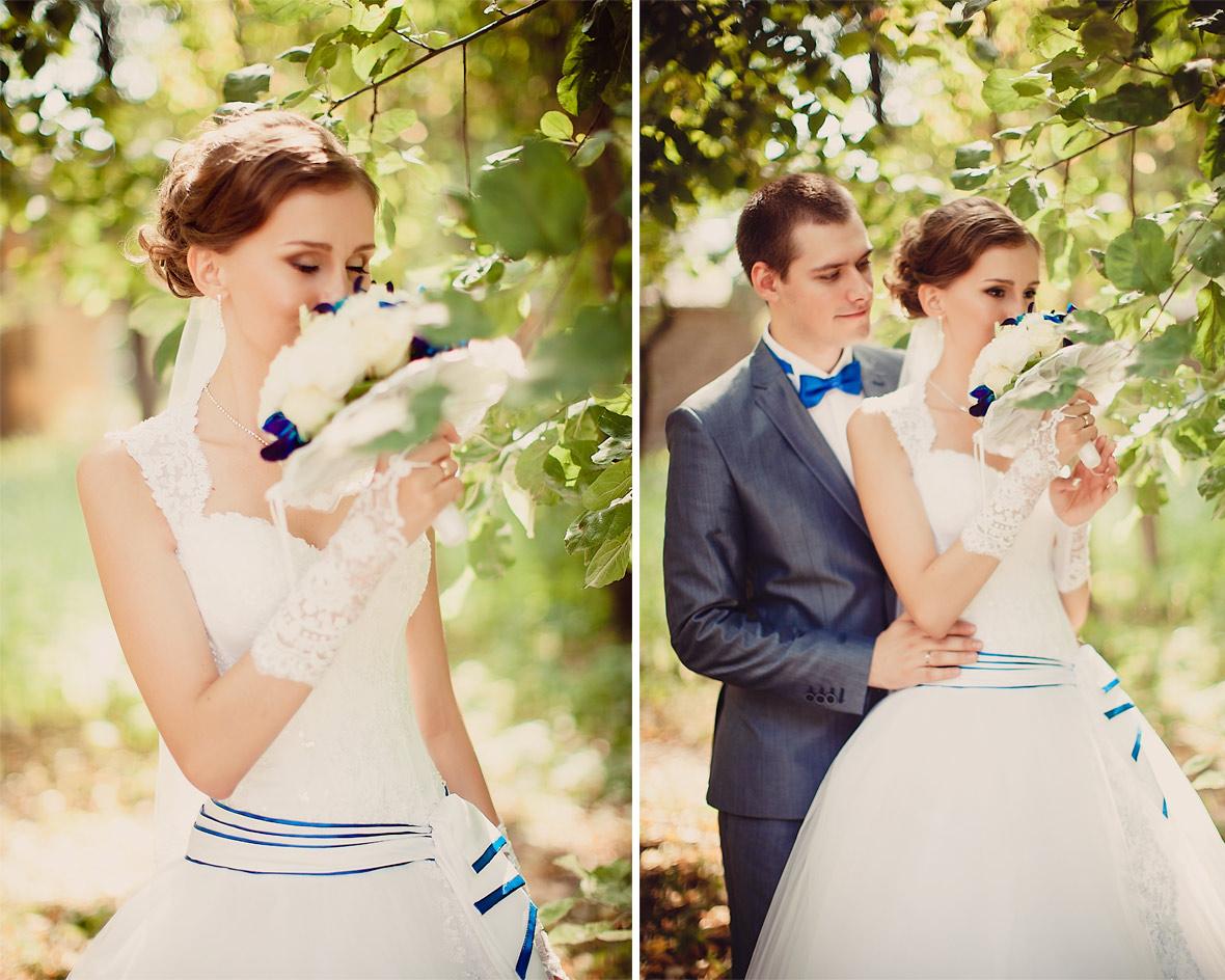 Фото свадьбы Архангельское