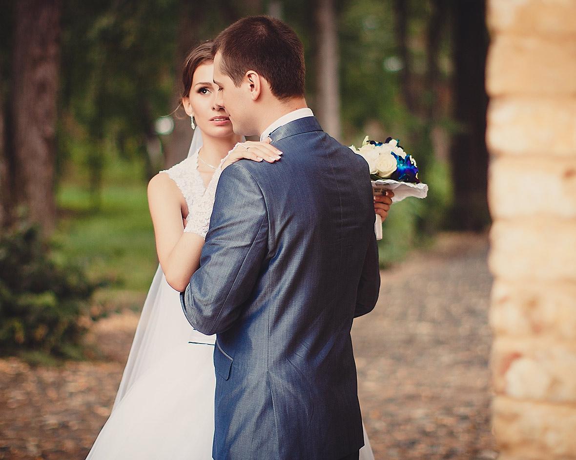 Свадебная фотосессия усадьба Архангельское