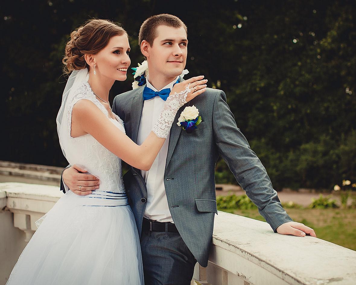 Фотосъемка свадьбы усадьба Архангельское