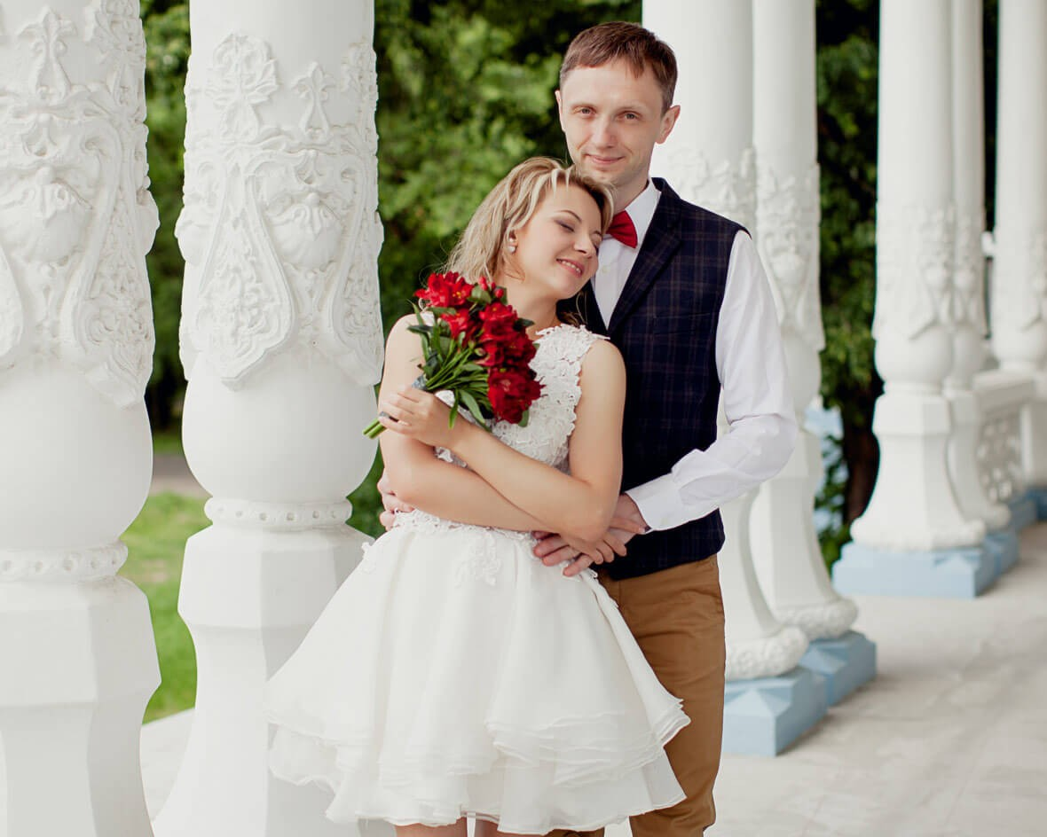 Фотосессия на свадьбу